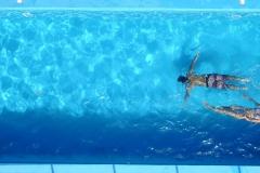 Pool, La Palma, drohne bremen