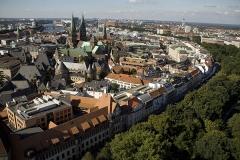 Bremen, Altstadt (2) , drohne bremen